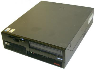mały komputer IBM S51 3000MHz HT 1GB RAM! DVD !