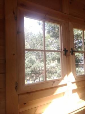 Okno Drewniane Do Domków Letniskowych 6351378156