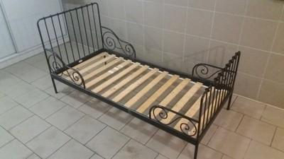 łóżko Ikea Minen Rozsuwane Jak Nowe Plus Stelaż