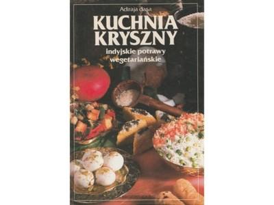 Kuchnia Kryszny Adiraja Dasa 6865786725 Oficjalne