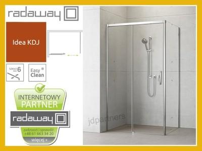 Kabina Prysznicowa Rolki Radaway Idea Kdj 120x120 6515584311