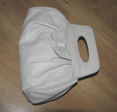 4d4e84e5a1cf0 DUNE LONDON skórzana torebka do ręki jak Nowa - 6866625907 ...