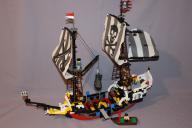 STATEK PIRACKI Red Beard Runner 6289 LEGO FOMZI