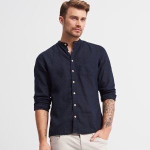how to buy sale retailer new appearance RESERVED Lniana koszula męska REGULAR FIT r XL - 6418470234 ...