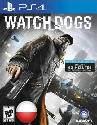 PS4 WATCH DOGS PO POLSKU WARSZAWA MIEDZIANA SKLEP