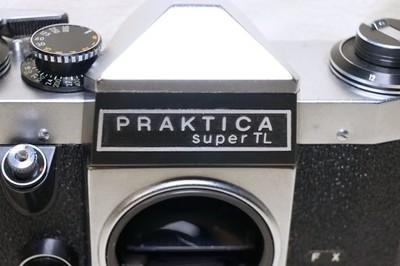 PRAKTICA SUPER TL , ŁADNY