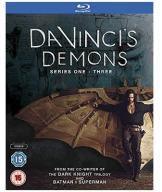 Demony Da Vinci 1-3 [9Blu-ray] Demons Sezony 1-2-3