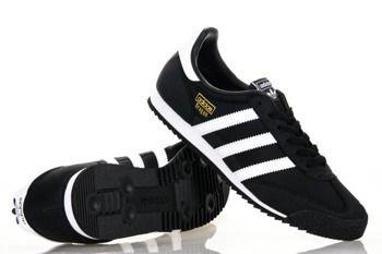 Buty sportowe Adidas Dragon OG J BB2487
