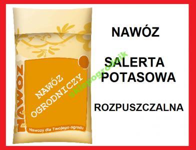SALETRA POTASOWA 2 kg rozpuszczalna AZOTAN POTASU