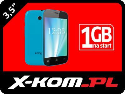 Smartfon OVERMAX Vertis 3510 YOU DualSIM GPS + 1GB