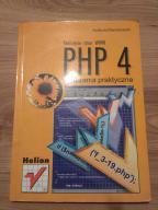 Tworzenie stron www PHP 4 Ćwiczenia praktyczne