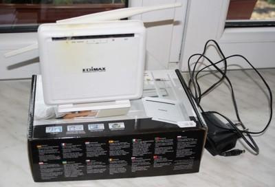Bezprzewodowy router Edimax AR-7286WnA 300Mbps