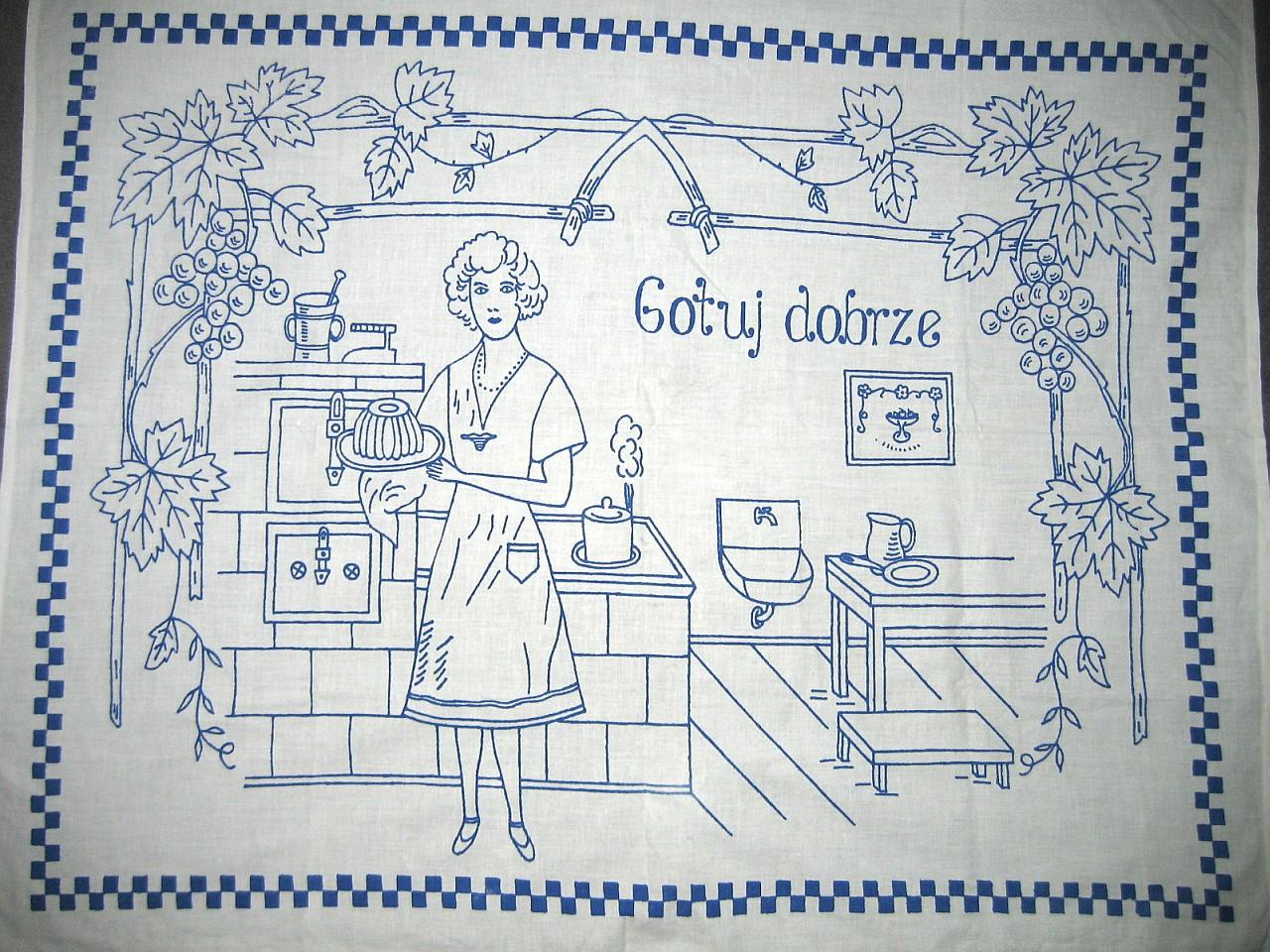 Design 1960 MAKATKA Przykuchenna === GOTUJ DOBRZE