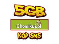 CHOMIKUJ 5GB TRANSFER Automat 3 min
