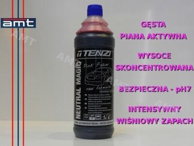 TENZI Neutral Magic Foam Pink PIANA AKTYWNA 1L pH7