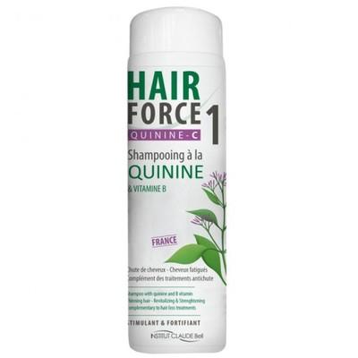 szampon Hair Force 1 z Chininą,zatrzymuje łysienie