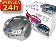 Radioodtwarzacz BOOMBOX CAMRY CR 1123g CD MP3 USB