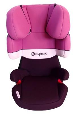fotelik cybex solution x fix 15 36 kg isofix 6998521734 oficjalne archiwum allegro. Black Bedroom Furniture Sets. Home Design Ideas
