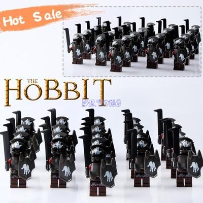 21 Figurek Lego Figurki Hobbit Władca Pierścieni 6891485515