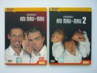 Kabaret Ani Mru-Mru + Kabaret Ani Mru-Mru 2 / 2DVD