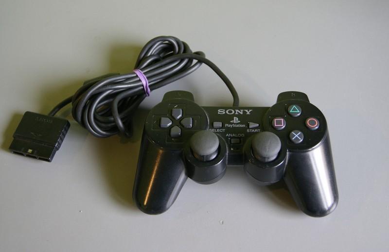 Oryginalny Pad Playstation 2 - Ps 2 - Rybnik