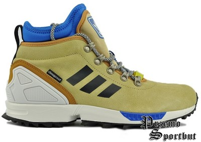 f6fb6a156458 BUTY ADIDAS ZX FLUX WINTER 41