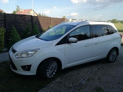 ford grand c max titanium 2014 1 6 182 km ecobost. Black Bedroom Furniture Sets. Home Design Ideas