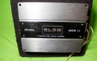 Wzmacniacz BLOW ADRENALINE ZR350A 800W+ sk. basowa