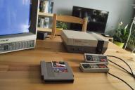 Konsola Nintendo NES MATTEL VERSION pegasus + GRY!
