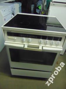Kuchnia Elektryczna Z Ceramicznym Blatem 6023980369 Oficjalne