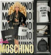 BARBIE COLLECTOR MOSCHINO