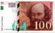 Francja 100 Francs 1998 P-158a.2