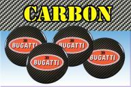 BUGATTI CARBON EMBLEMATY 35 40 45 50 55 60 65 70mm