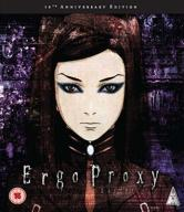Ergo Proxy Volumes 1-6 [Blu-ray]