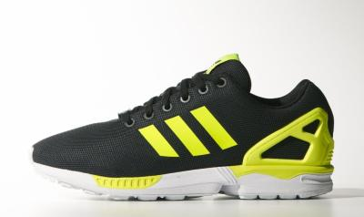 buty adidas zx flux zielono czarne