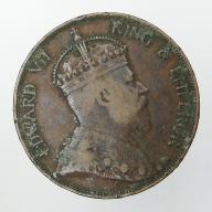 1902 Hong-Kong Edward VII - cent