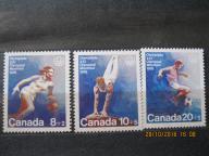 28/10 Kanada Olimpiada MNH**