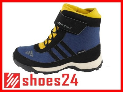 Buty zimowe śniegowce ADIDAS Adisnow [B33212] r.34