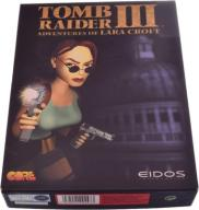 TOMB RAIDER III 3 | LARA CROFT | PC BIG BOX 1998