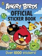 Angry Birds: Official Sticker Book (9781409392644)