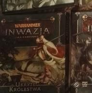 Warhammer Inwazja Ukryte Królestwa UNIKAT PL