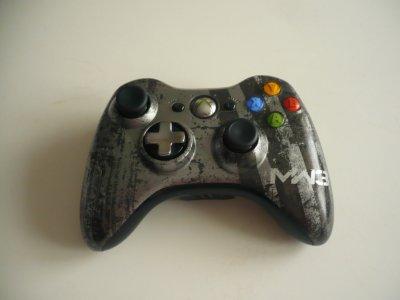 JoyPad Xbox 360 Special Edition Modern Warfare 3