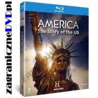 Historia Ameryki [3 Blu-ray] The Story of the US