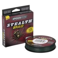 Spiderwire Stealth Moss Green 0,10mm/137m