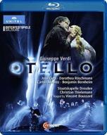 Otello Staatskapelle Dresden (Thielemann) [Blu-ray