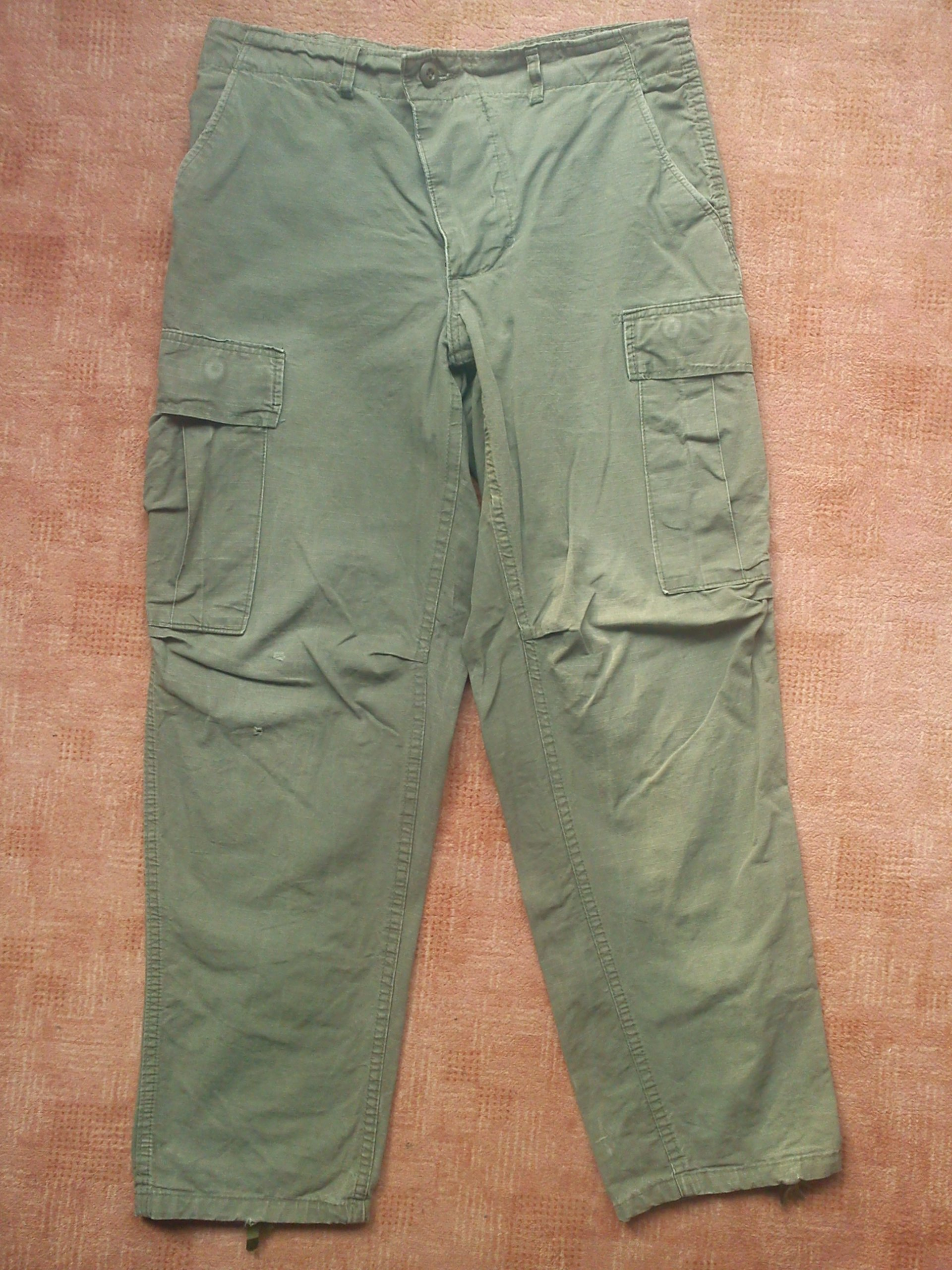 Spodnie wojskowe Nato Size 7583 Medium-Regular