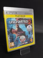 GRA PS3 UNCHARTED 2