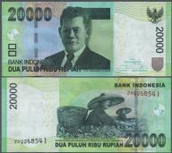 ### INDONEZJA - P151new - 2015 - 20000 RUPII