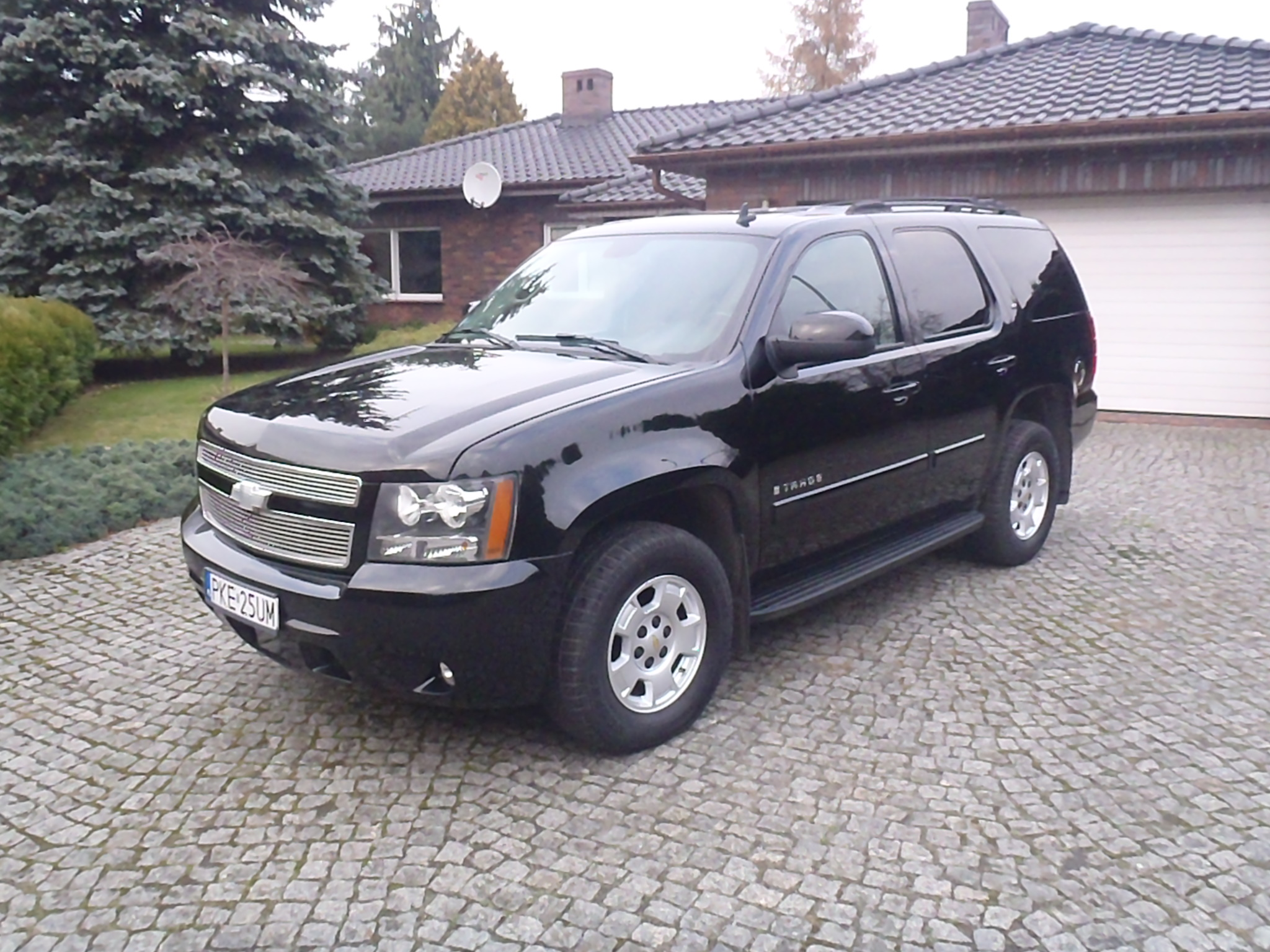 Chevrolet Tahoe Lt 2007 5 3 L V8 4x4 325km 7051586861 Oficjalne Archiwum Allegro
