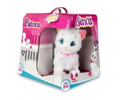Bianca Kotek Interaktywny Tm Toys Kot Bianka 6960768762